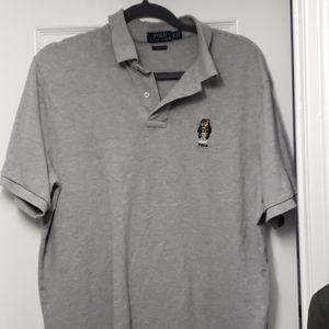 Mens Classic fit Polo Ralph Lauren Shirt